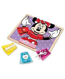 Minnie Wooden Basic Skills Board