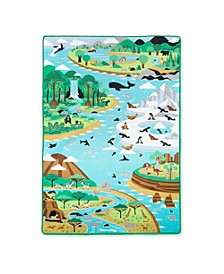 Jumbo Habitats Activity Rug Playmat