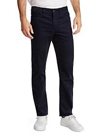 Men's Classic-Fit Straight Leg Corduroy Pants