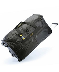 "31"" Wheeled Expandable Duffel"