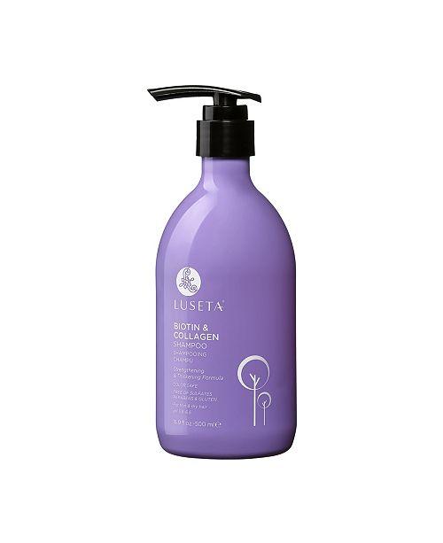 Luseta Beauty Inc Luseta Biotin & Collegan Shampoo 16.9 Ounces