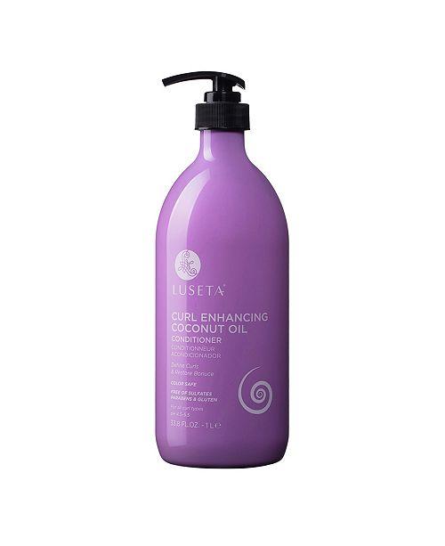 Luseta Beauty Inc Luseta Curl Enhancing Coconut Oil Conditioner 33.8 Ounces