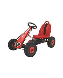 Kettcar Monza Air Tire Pedal Go Cart
