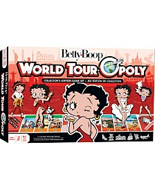 Masterpieces Betty Bop Opole Game