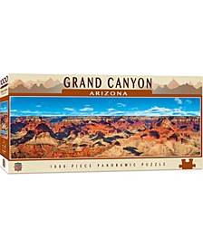 Masterpieces Grand Canyon 1000 Piece Panoramic Jigsaw Puzzle