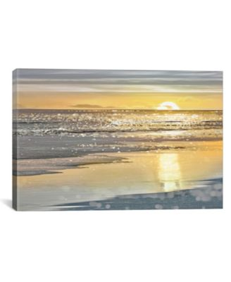 """That Sunset Moment by Kate Carrigan Wrapped Canvas Print - 18"""" x 26"""""""