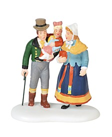 Family Outing Figurines