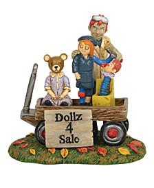 Dalton'S Menagerie Of Friends Figurines
