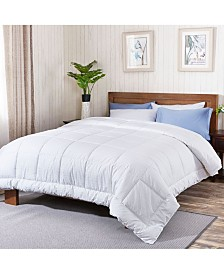 Puredown Dobby Check Alternative Comforter King