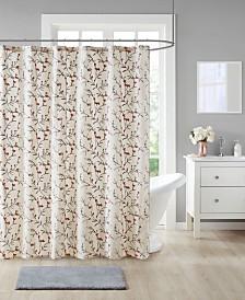 "Decor Studio Blossom 72"" x 72"" Shower Curtain"