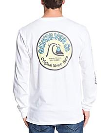 Men's Daily Wax Long Sleeve T-Shirt