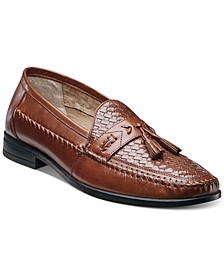 Men's Strafford Woven Tassel Loafers