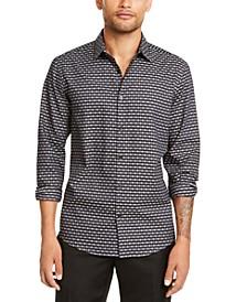 Men's Luke Plaid Shirt, Created for Macy's