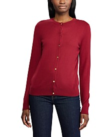 Lauren Ralph Lauren Lightweight Stretch Cardigan