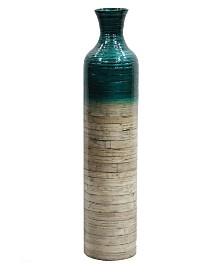 "Heather Ann Creations Talia 32"" Bamboo Vase"