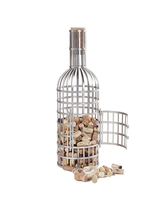 Oenophilia Metal Cork Collector of Stopper