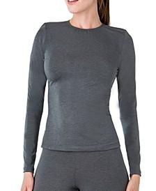 Women's HeatFX Jersey Long Sleeve Crew Neck Shirt
