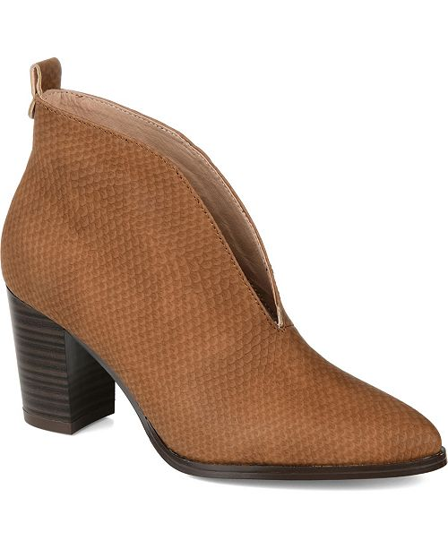 Journee Collection Women's Bellamy Booties