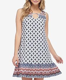 Fever Women's Printed Dress