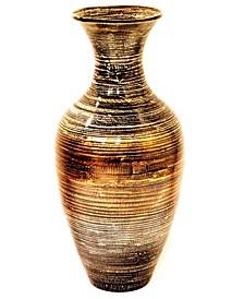 """Terry 25"""" Bamboo Floor Vase"""