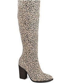 Women's Kyllie Wide Calf Boots
