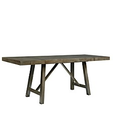 Omaha Trestle Dining Table