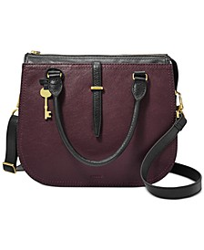 Ryder Leather Satchel