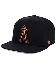 Los Angeles Angels Townhouse Snapback Cap