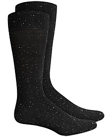 Men's Speckled Socks, Created for Macy's