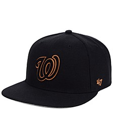 Washington Nationals Townhouse Snapback Cap