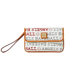 Dooney & Bourke Los Angeles Angels Milly Wristlet