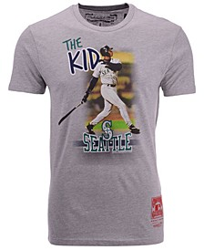 Men's Ken Griffey Jr. Seattle Mariners Nickname Coop Player T-Shirt