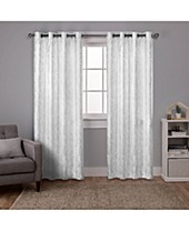 Multi 95 104 Inches Blackout Curtains