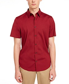 Men's Button-Up Shirt