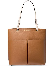 Michael Michael Kors Bedford Large North South Leather Tote