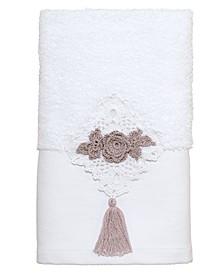 Diamond Lace Hand Towel
