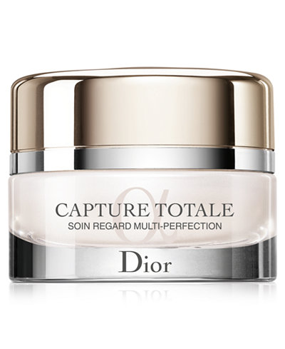 dior capture totale multi perfection eye cr me skin care beauty macy 39 s. Black Bedroom Furniture Sets. Home Design Ideas