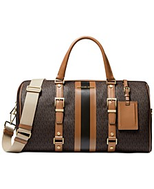 Signature Bedford Travel Extra Large Duffel Satchel