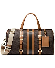 Michael Michael Kors Bedford Travel Extra Large Duffel Satchel