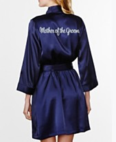 7497aff129cc Wedding Prep Gals Embroidered 'Mother of the Groom' Robe, Online Only