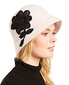Appliqué Melton Cloche