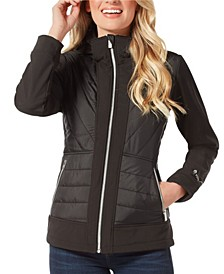 Super Soft Shell Hybrid Jacket