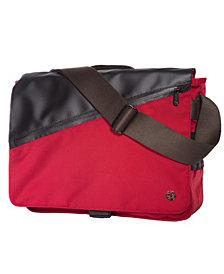 Token Grand Army Medium Shoulder Bag with Back Zipper