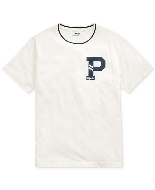 Polo Ralph Lauren Big Boys Jersey Cotton T-Shirt