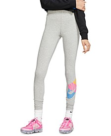 Sportswear Printed-Logo Leggings
