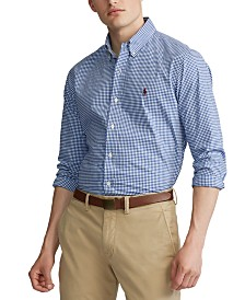 Polo Ralph Lauren Men's Poplin Sport Shirt