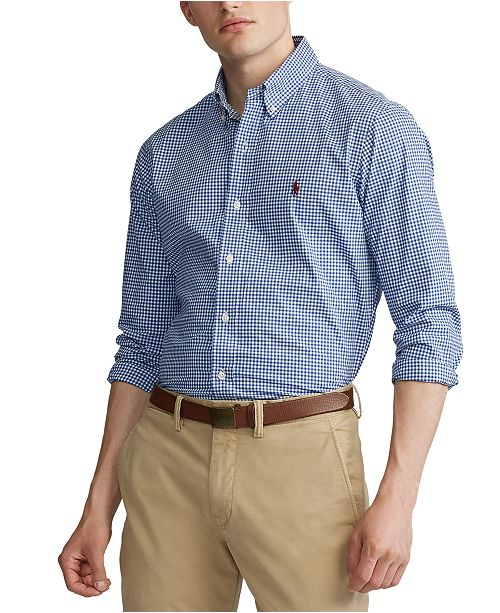 Polo Ralph Lauren Men's Poplin Sport Shirt