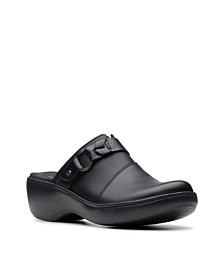 Clarks Collection Women's Delana Misty Mules