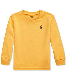 Polo Ralph Lauren Baby Boys Jersey Cotton T-Shirt