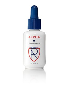 Alpha Flagship Beard Oil, 1 oz
